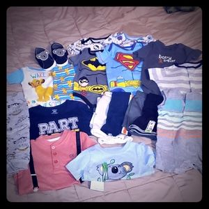 NWT and EUC Lot of Boys Clothes
